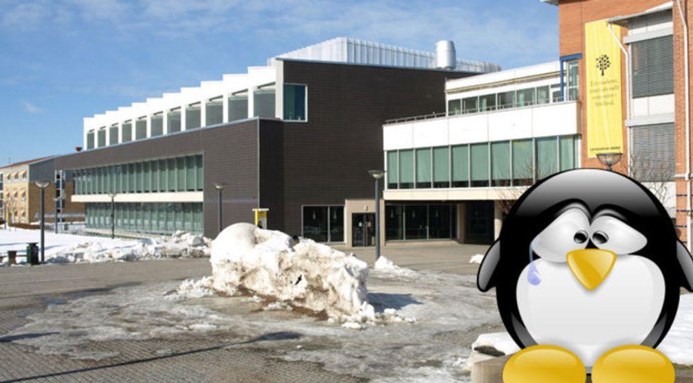 Universitetet i Småland kutter ut Linux. Windows Server er på fremmarsj også ved NTNU i Trondheim, hvor det «religiøse» forholdet til operativsystem er på vikende front.