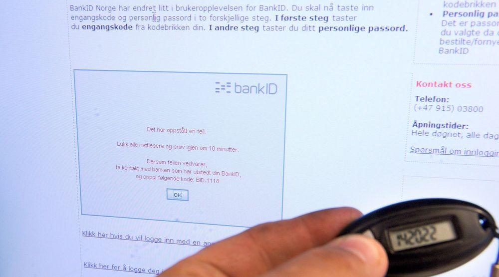 Stadig flere nordmenn bruker nå bare nett- eller mobilbank, viser tall fra Finans Norge (FNO).