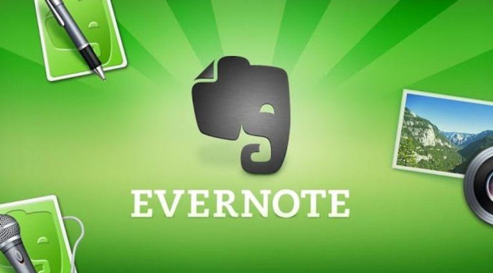 Notat- og nettskytjenesten Evernote er rammet av det selskapet kaller et sofistikert hackerangrep.