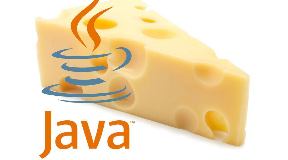 Java-plattformen framstår fortsatt som like full av hull som en sveitserost.