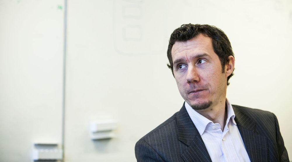 Thomas Mathisen leder Posten Norge sitt Digipost, som ønsker å få innpass i den nye digitale meldingsboksen som staten skal betale for. Men han blir utfordret fra blant annet veletablert en irsk aktør.