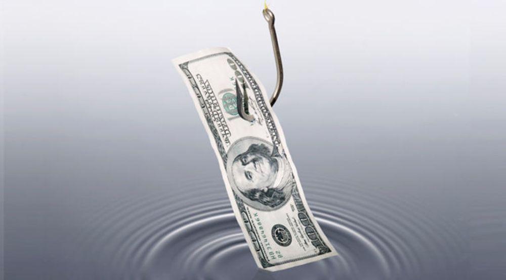 Phishing og spearphishing er blant truslene Trusteer verner mot.