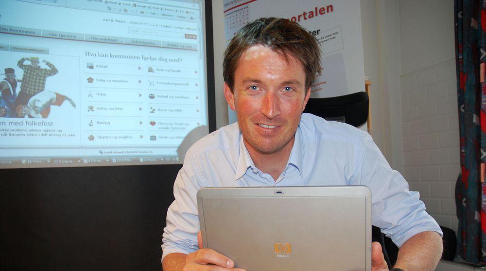 IT-avdelingen i Bergen kommune, med direktør Kjetil Århus i spissen, slipper på sin enkle men effektive kommunikasjonsløsning løs i Altinn. Kildekoden er også sluppet til fri nedlasning og bruk.