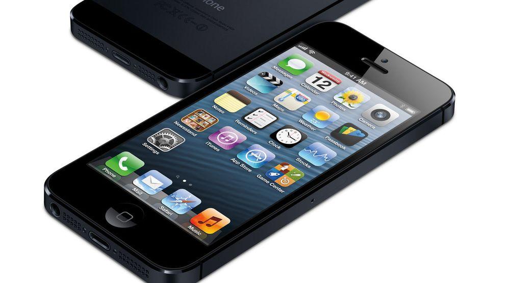 Til tross for fallende iOS-andel hos NetCom, var Apple iPhone 5 fortsatt den mest solgte smartmobilen hos NetCom i februar.
