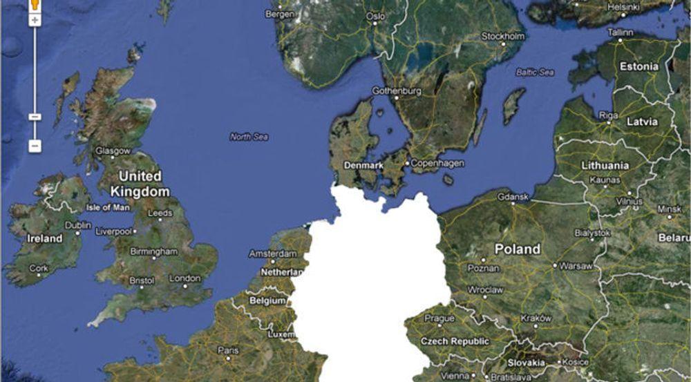 Et forbud mot Google Maps i Tyskland vil mildt sagt være et stort nederlag for søkegiganten.