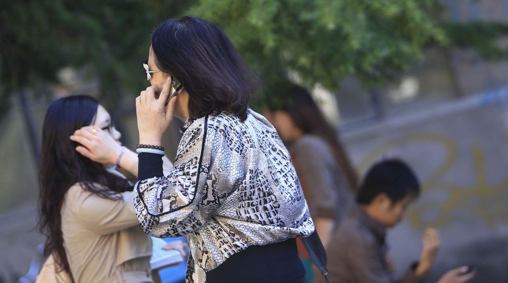 Også IDC tror at kineserne vil velge de samme mobiloperativsystemene som resten av verden.
