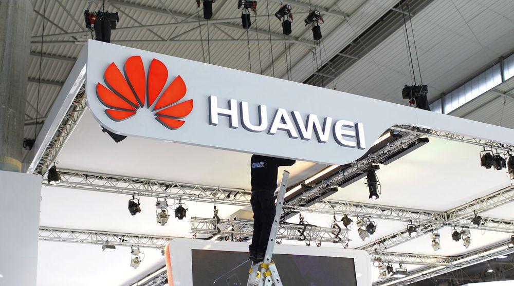 Huawei melder om tosifret vekst og en halvårsomsetning på 110 milliarder kroner. Godt foran Ericsson.