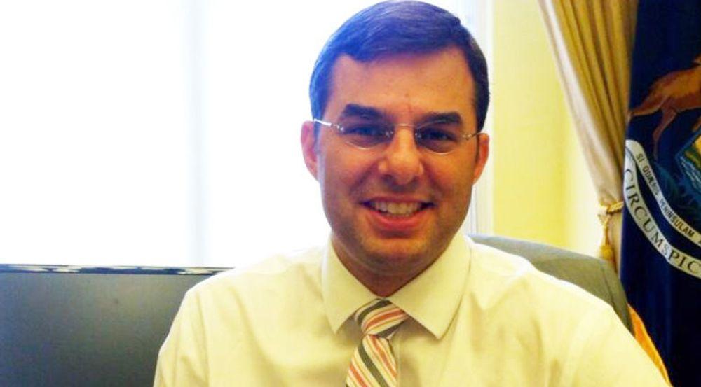 Tea Party-yndling Justin Amash utløste en panikkartet reaksjon fra Det hvite hus.