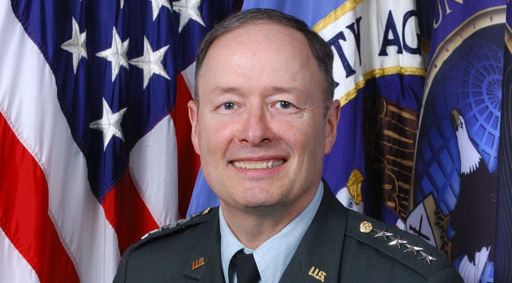 NSA- og USCYBERCOM-sjef general Keith Alexander var slett ikke alene om å male den kinesiske kyberfanden på veggen.