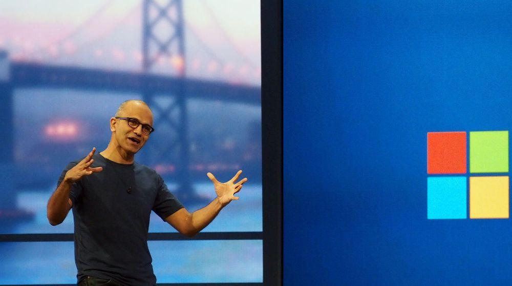 Toppsjef Satya Nadella kunngjør i dag den største nedbemanningen i Microsofts 39-årige historie. Kuttene kommer få måneder etter at han overtok toppjobben etter Steve Ballmer.