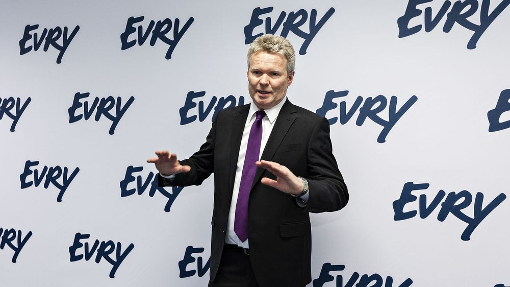 Konsernsjef Terje Mjøs forteller om god ordreinngang. Samlet har konsernet en organisk omsetningsvekst på 2 prosent i siste kvartal.