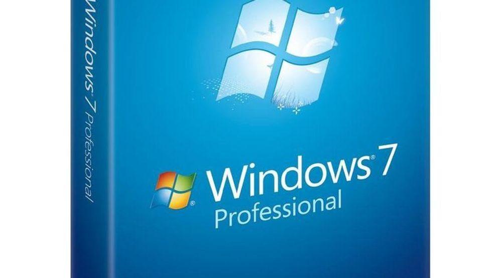 Den ordinære støtten for populære Windows 7 avsluttes snart.