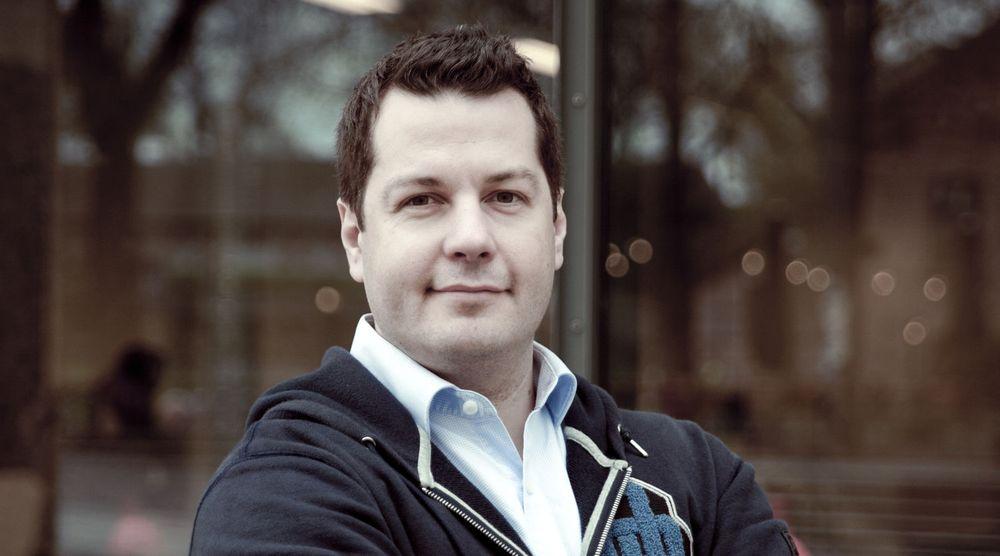 Roland Rabben er daglig leder i Jottacloud.
