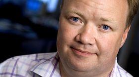 John Strand er analytiker og daglig leder i Strand Consult.