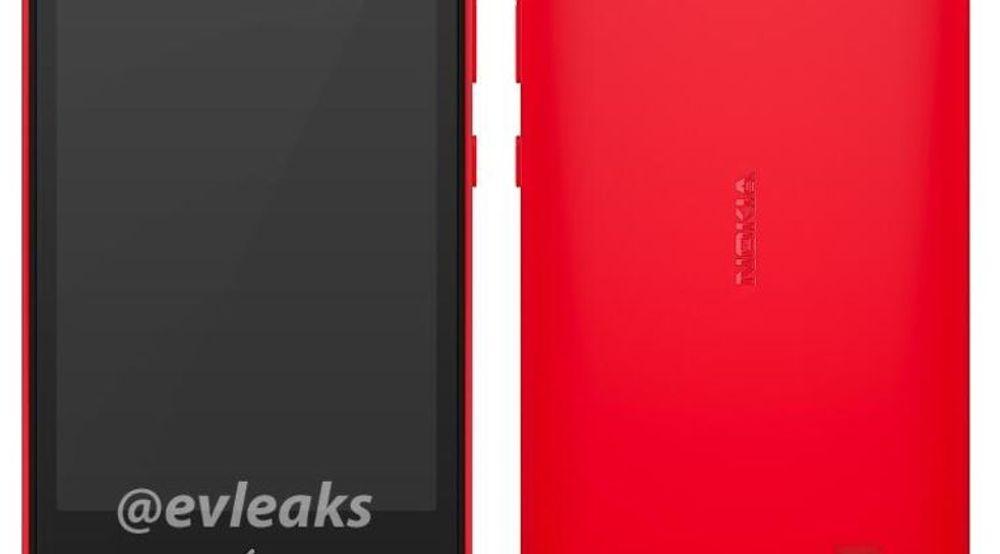 Bilder av Nokia-telefonen Normandie ble lekket ut på nettet tirsdag, og har skapt spekulasjoner om at det Microsoft-kjøpte selskapet kan lansere en billig-telefon med Android-basert operativsystem.