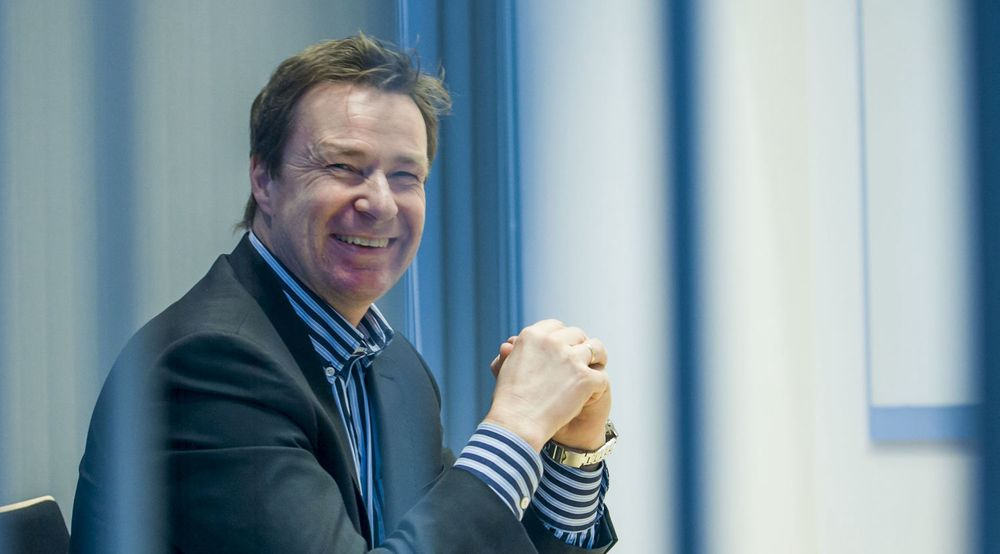 HCLs norgessjef, Per Hove, startet med et blankt skrivebord for halvannet år siden. Nå er selskapet han leder IT-leverandør til flere av Norges største selskaper.