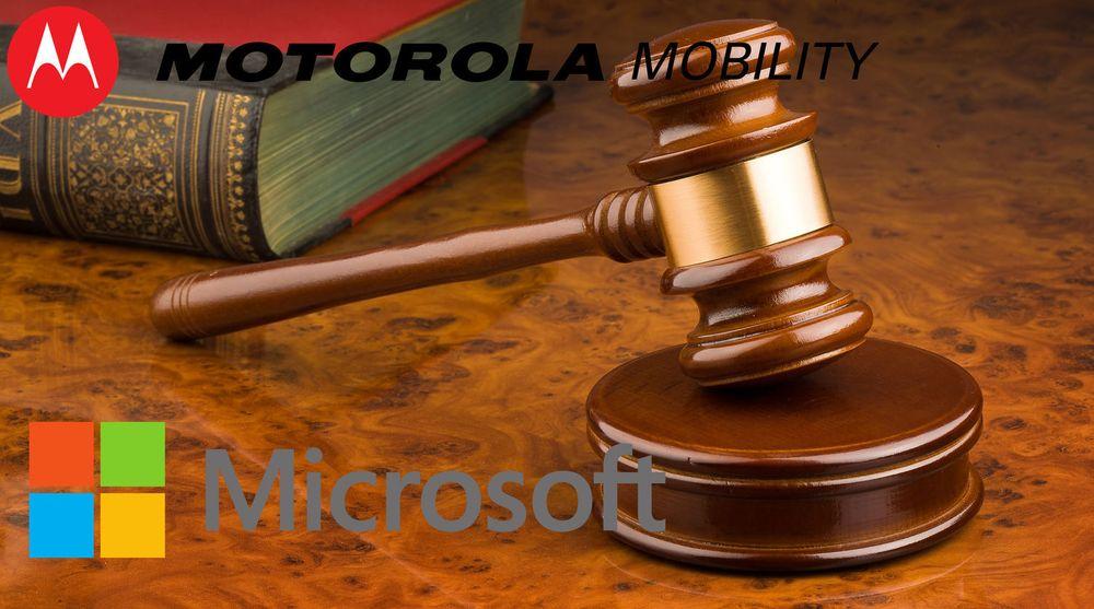Motorola har greid å få en sentralt Microsoft-patent underkjent av en tysk domstolen. Men avgjørelsen er ikke endelig.