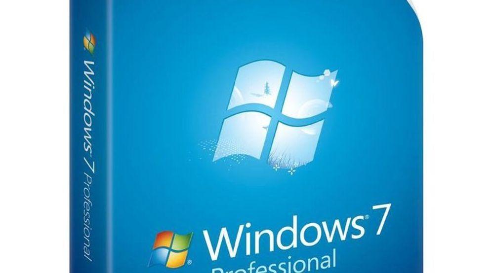 Det vil fortsatt være mulig å skaffe seg Windows 7 i lang tid fremover, men nå har Microsoft sluttet med sine leveranser.