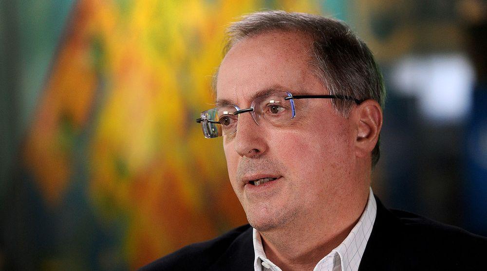 Intel-sjef Paul Otellini opplever motgang i alle segmenter unntatt serverprosessorer, men er likevel optimist. Kursoppgangen da kvartalstallene ble kjent tyder på at markedet har tillit til hans optimisme.