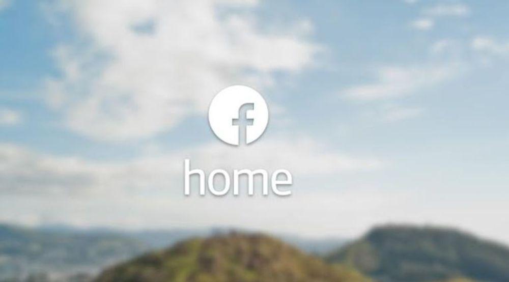 Facebook Home kan tas i bruk av enkelte Android-brukere. Men førsteutgaven har fått en heller dårlig mottakelse.