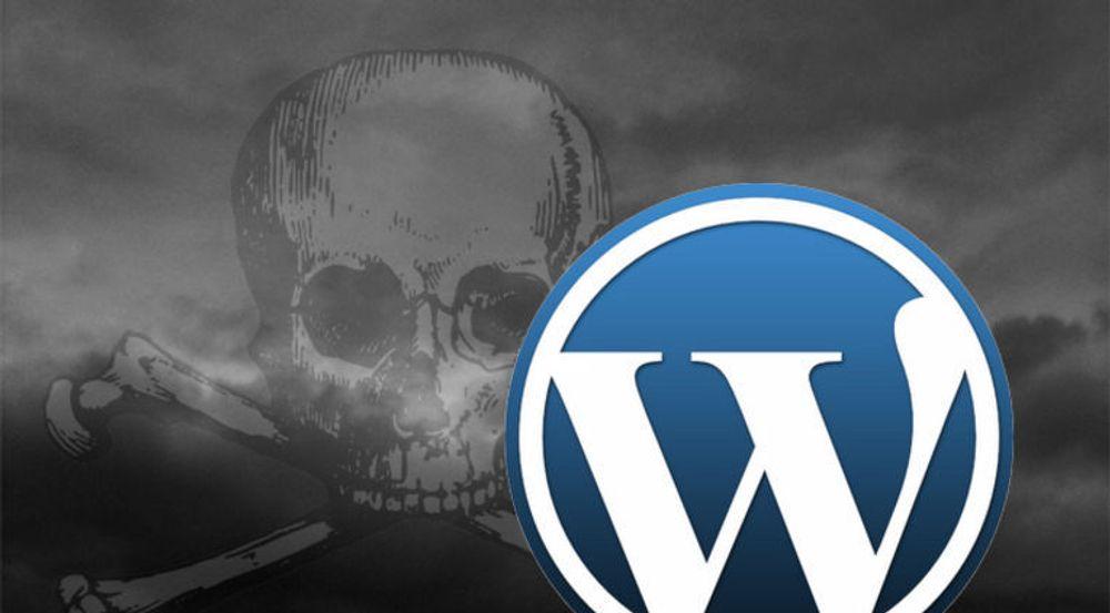 Et allerede betydelig botnett bygger seg opp ved å hacke seg inn på Wordpress-installasjoner med svake passord og standardkontoen «admin».