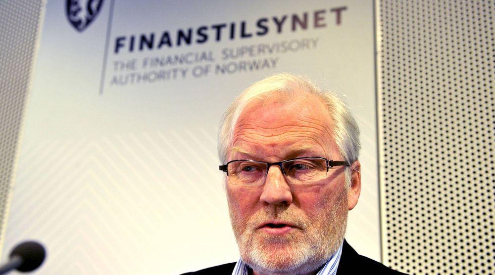 Finanstilsynet og Frank Robert Berg presenterte torsdag forrige uke risiko- og sårbarhetsanalysen i forbindelse med finansbransjens bruk av IT.