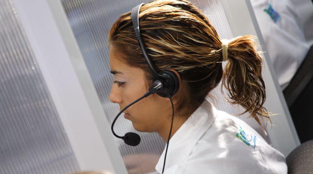 Skatteetatens callsenter håndterer 5 mmillioner brukere.
