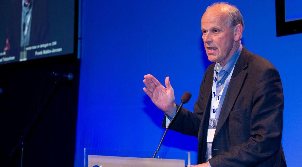 Høyres Michael Tetzschner er bekymret for svensk overvåkning av telenettet.