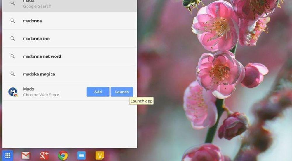 I framtiden vil Chrome-spesifikke applikasjoner trolig også kunne kjøres direkte fra Chrome Web Store, uten først å måtte installeres.