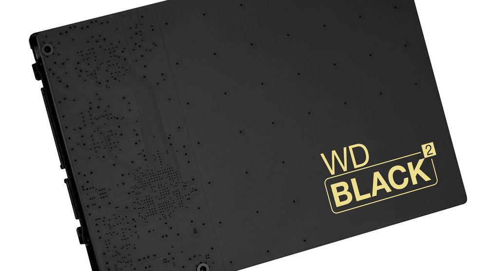 WD Black2 Dual Drive inneholder både en SSD og en harddisk. Den kan brukes i de fleste bærbare datamaskiner, men kun med Windows.