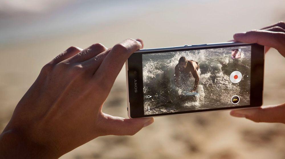 20,7 megapikslers stillbildekamera og 4K-oppløsning på videoopptak er egenskaper som kan ha bidratt til at Sony Xperia Z2 går rett inn på fjerde plass på NetComs liste over de mest solgte smartmobilene i mai.