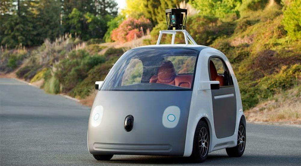 Denne vesle bilen er den første selvstyrende bilen Google har utviklet helt fra bunnen av. Den skal ikke kreve ikke at passasjerene kan kjøre bil, men er foreløpig ikke beregnet for vanlige veier.