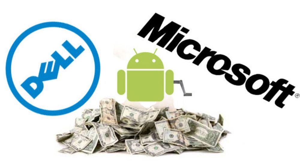 Betaler Microsoft for å bruke Android