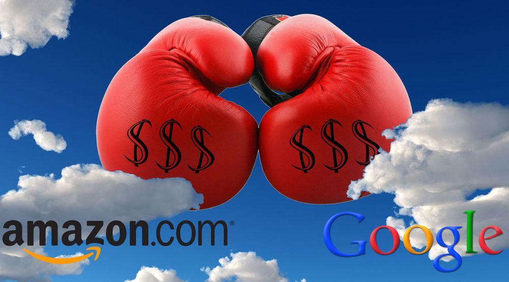 Både Google og Amazon har denne uken gjennomført store priskutt på selskapenes respektive nettskytjenester. Det er ingen av selskapene som er klart billigst på alt. Hvor man finner de laveste prisene, avhenger av behov og hvilke ønsker man har til langsiktighet.