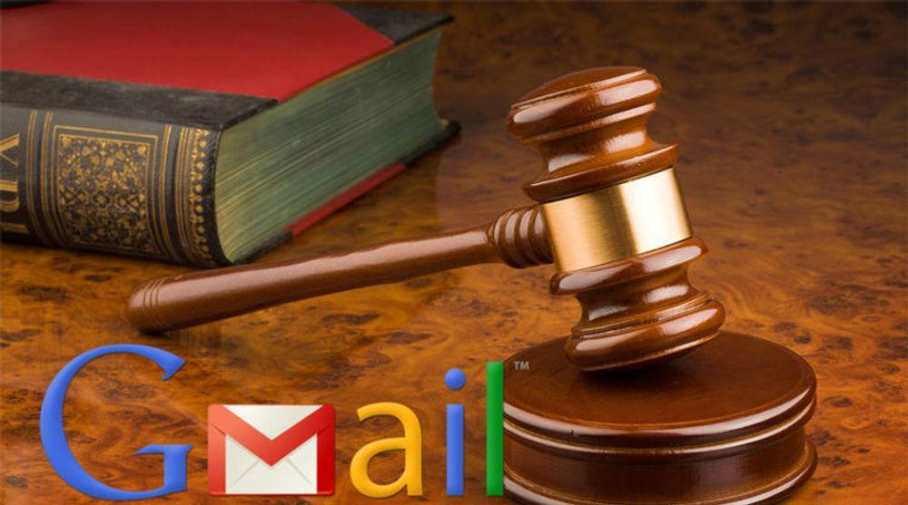 Google unngår gruppesøksmål mot Gmail, men har i alle fall så langt ikke blitt frifunnet for anklagene om brudd på amerikanske personvern- og overvåkningslover.