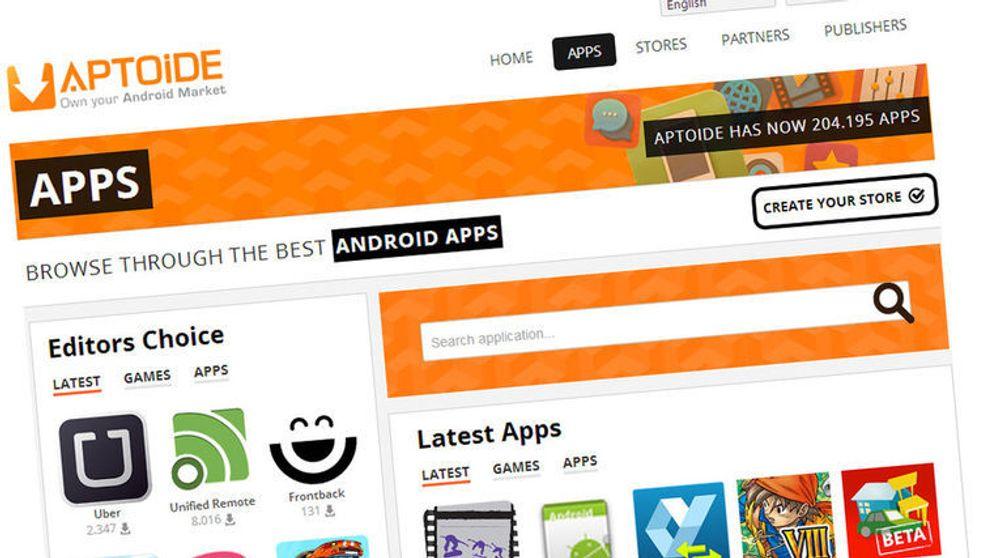 Til tross for at Google er nokså alene om å tillate andre aktører å tilby egne applikasjonsbutikker til selskapets mobilplattform, klages selskapet nå inn for EU av Aptoide, en konkurrent som mener at det er for krevende for brukerne å finne og ta i bruk alternative butikker.