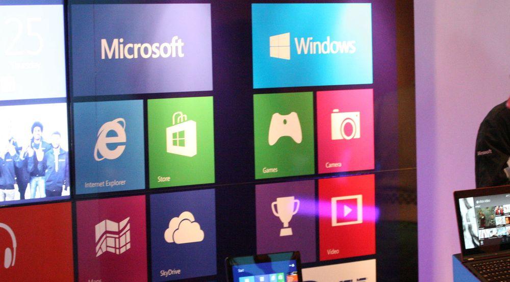Tidlige oppdateringer til  Windows RT var blant programvaren som ble lekket.