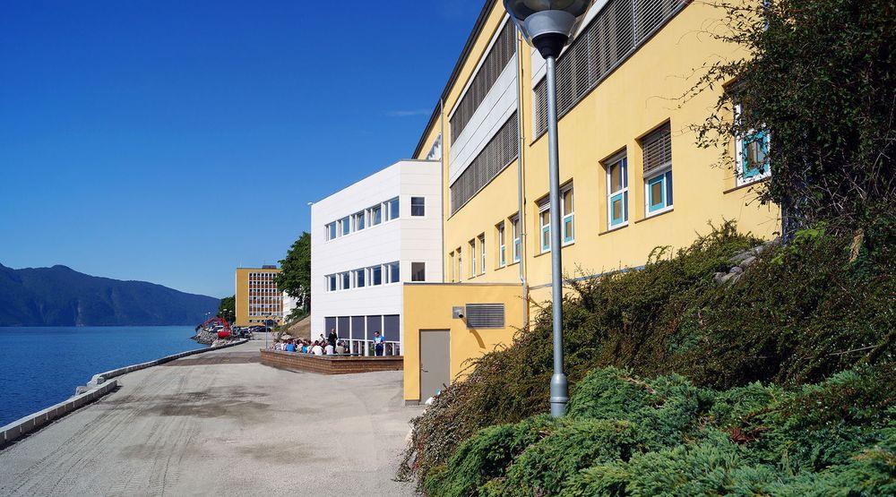 Difi-huset på Leikanger