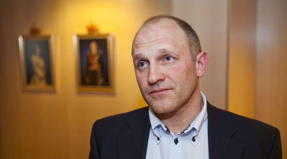Tore Larsen Ordreløkken slutter som administrerende direktør i Norsk senter for Informasjonssikring (NorSIS) for å gå over i en direktørstilling i EVRY.