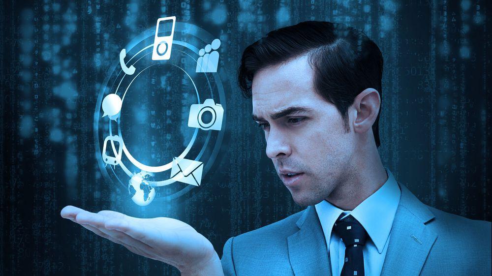 Med ny teknologi kan informasjon presentert ved hjelp av hologrammer bli langt mer utbredt.