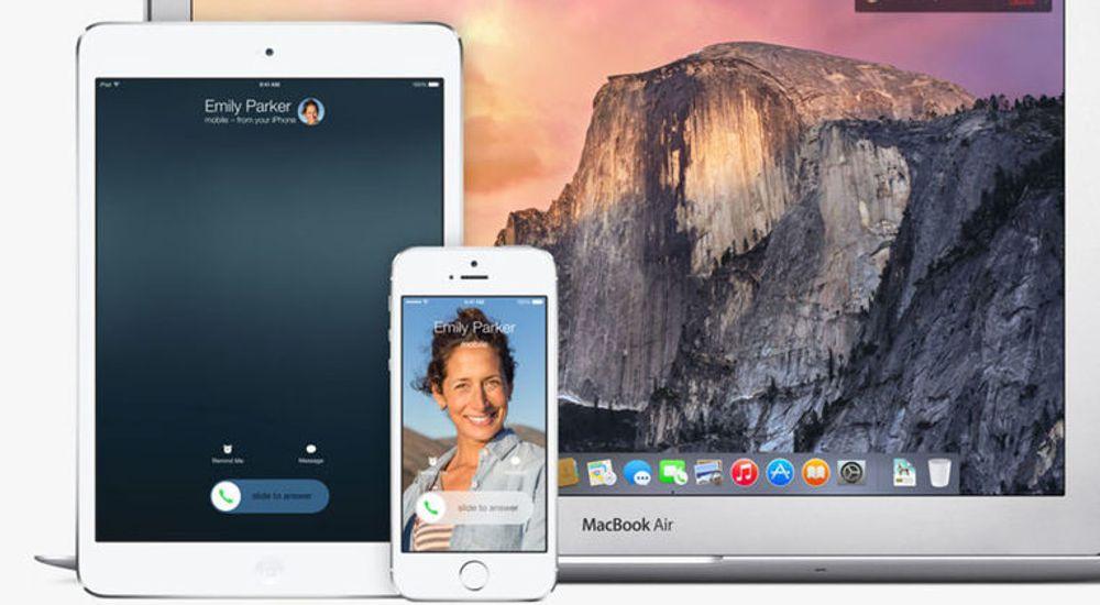 Apple pusser opp grensesnittet til OS X og knytter sine to operativsystemer nærmere hverandre enn før. Det kom som ventet ingen ny maskinvare fra Apple i går, men selskapet overrasket derimot stort med et flunkende nytt programmeringsspråk.