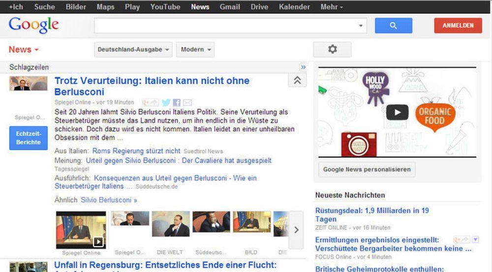 De aller fleste tyske aviser ser ut til å bli værende i Google News, til tross for en endring av den tyske åndsverksloven. Men avisenes drøm om å få betalt for Googles bruk av artikkelsnuttene er ennå ikke knust.