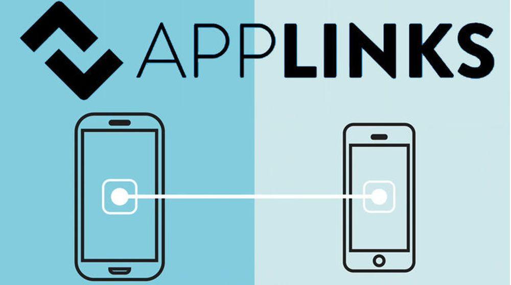 App Linkk gjør det enklere for leverandører av mobilapplikasjoner å dyplenke til innhold i andre mobilapplikasjoner. En konsekvens er at innhold i mindre grad må vises i nettleseren på slike enheter.