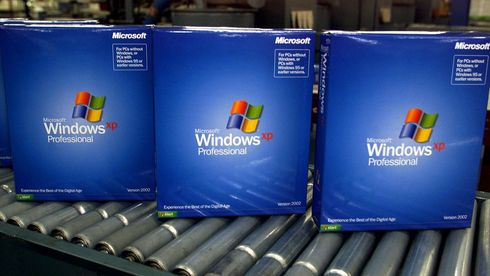 Microsoft lagde WannaCry-patchen for Windows XP allerede i februar