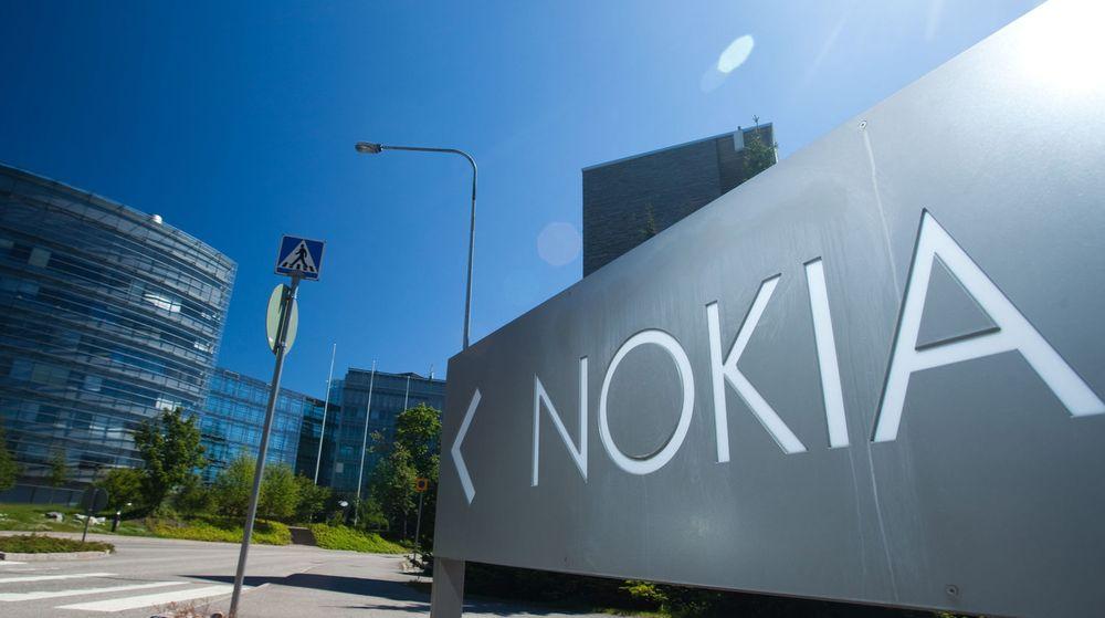 Nokia greide ikke å opprettholde salget av mobiltelefoner i det siste, hele kvartalet selskapet tilbød slike produkter.