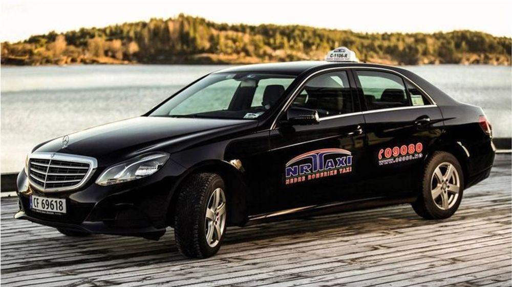 En rekke norske drosjeselskaper fikk mandag problemer med feil i datasystemet ITF.