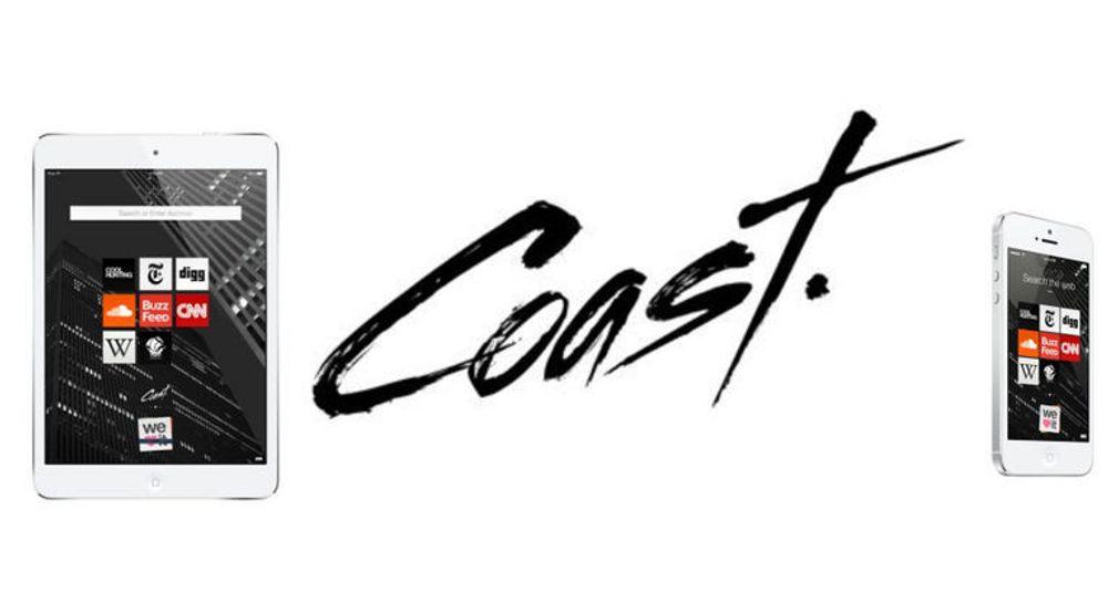 Operas Coast-nettleser er nå tilgjengelig også for iPhone.