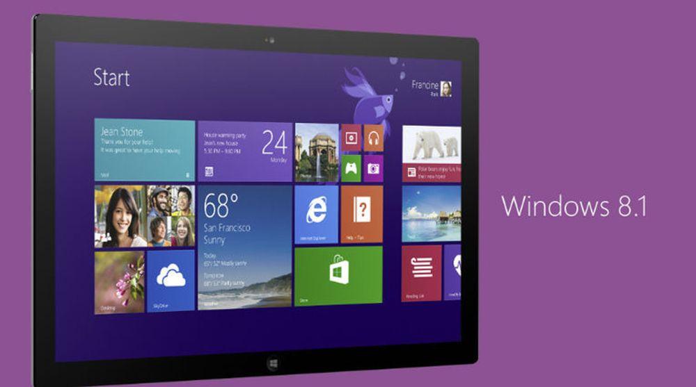 Microsoft tilbyr ikke lenger sikkerhetsoppdateringer til Windows 8.1 dersom ikke Windows 8.1 Update er installert. Det er et problem dersom man ikke får installert den store oppdateringen på grunn av feil.