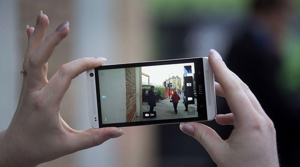 HTC har gjort det bedre i løpet av fjerde kvartal 2014.