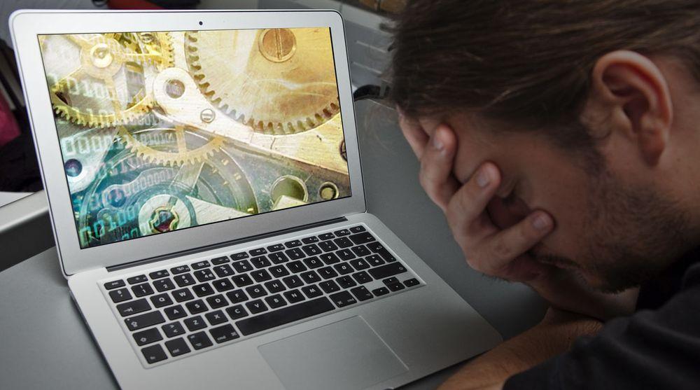 Over 10.000 brukere ble rammet da nettsky-leverandøren Intility fikk problemer før helgen.